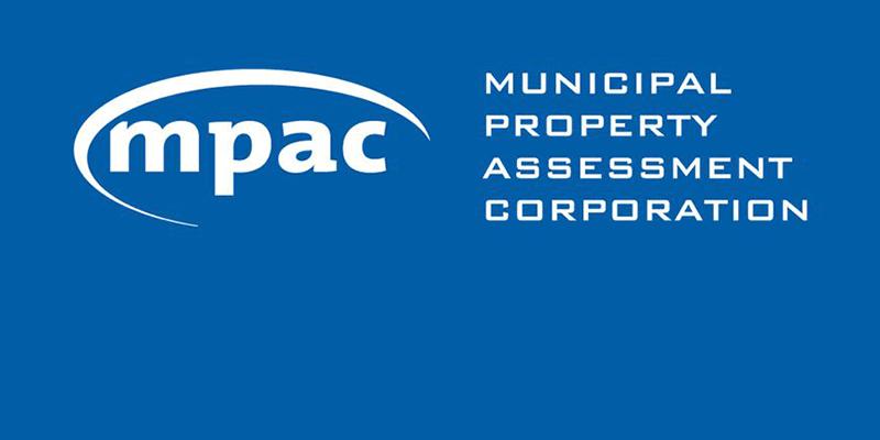 White MPAC logo on blue background.